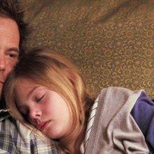 Stephen Dorff e Elle Fanning in un'immagine del film Somewhere