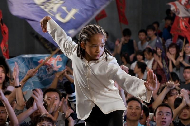 Un Immagine Di Jaden Smith Dal Film Karate Kid 172154