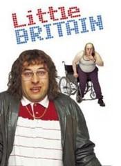 David Williams E Matt Lucas In Un Poster Di Little Britain 172215