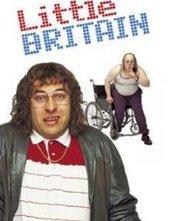 David Williams e Matt Lucas in un poster di Little Britain