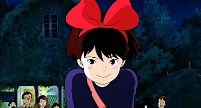 La Piccola Protagonista Del Film D Animazione Kiki Consegne A Domicilio 172206