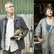 Filippo Timi al fianco di George Clooney nel film The American