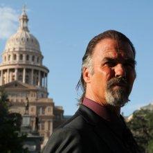 Jeff Fahey in un'immagine del film Machete