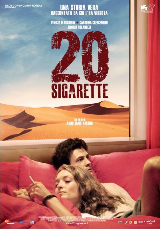 La Locandina Di 20 Sigarette 172312