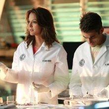 Una scena della premiere della stagione 9 di CSI Miami