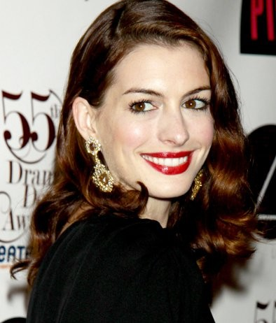 Anne Hathaway Splendida Di Fronte Ai Flash 172742