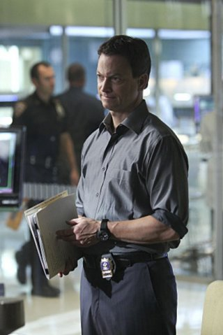 Gary Sinise nell'episodio The 34th Floor di CSI: New York