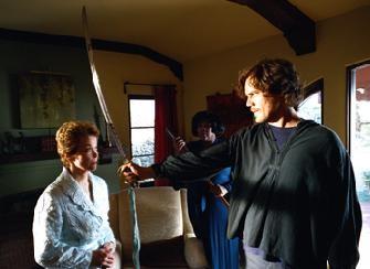 Grace Zabriskie E Michael Shannon In Una Scena Del Film My Son My Son What Have Ye Done 172401