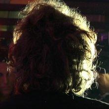 Joaquin Phoenix di spalle nel film I'm Still Here