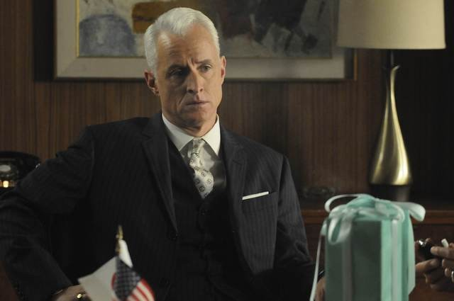 John Slattery Nell Episodio The Chrysanthemum And The Sword Di Mad Men 172687