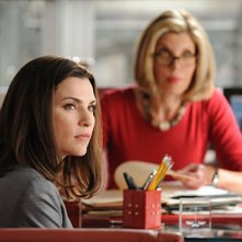 Julianna Margulies nell'episodio Taking Control di The Good Wife