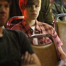 Justin Bieber nell'episodio Shock Waves di CSI