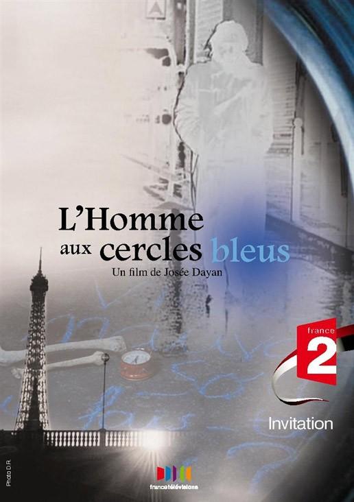 La Locandina Di L Homme Aux Cercles Bleus 172596