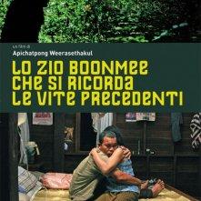 La locandina di Lo Zio Boonmee che si ricorda le vite precedenti