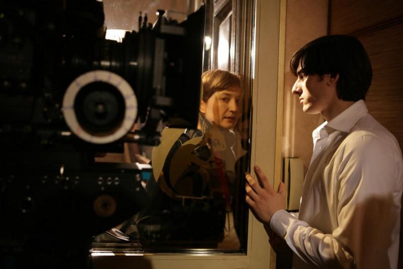 Luca Marinelli E Alba Rohrwacher Sul Set Del Film La Solitudine Dei Numeri Primi 172469