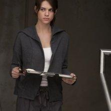Lyndsy Fonseca nel ruolo di Alex nel pilot della serie Nikita della CW