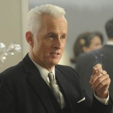 Mad Men: John Slattery nell'episodio Christmas Comes But Once A Year