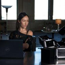 Maggie Q nel pilot della serie Nikita della CW