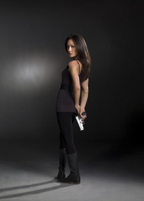 Maggie Q Nel Ruolo Di Nikita In Una Immagine Promozionale Della Serie Della Cw 172626