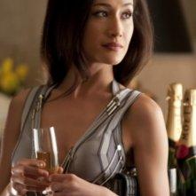 Maggie Q nel ruolo di Nikita nel pilot della serie della CW