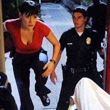 Paget Brewster nell'episodio The Longest Night, premiere della stagione 6 di Criminal Minds