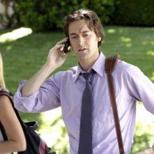 Ryan Eggold nell'episodio Senior Year, Baby di 90210