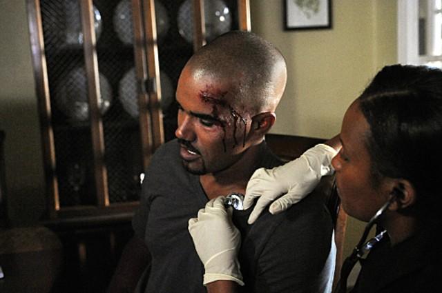 Shemar Moore Nell Episodio The Longest Night Premiere Della Stagione 6 Di Criminal Minds 172650