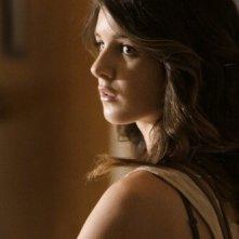 Shenae Grimes nell'episodio Senior Year, Baby di 90210