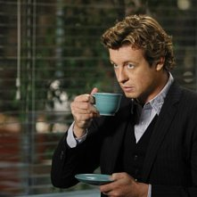 Simon Baker nell'episodio Red Sky In The Morning della serie The Mentalist