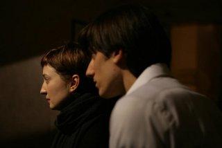 Un'immagine del film La solitudine dei numeri primi con Luca Marinelli e Alba Rohrwacher