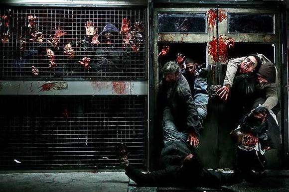 Un Immagine Delle Orde Di Zombie Dell Horror The Horde 172490