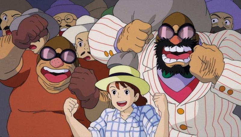Una Scena Del Film D Animazione Porco Rosso Del 1992 172480