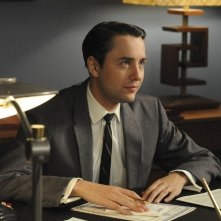 Vincent Kartheiser nell'episodio The Rejected di Mad Men