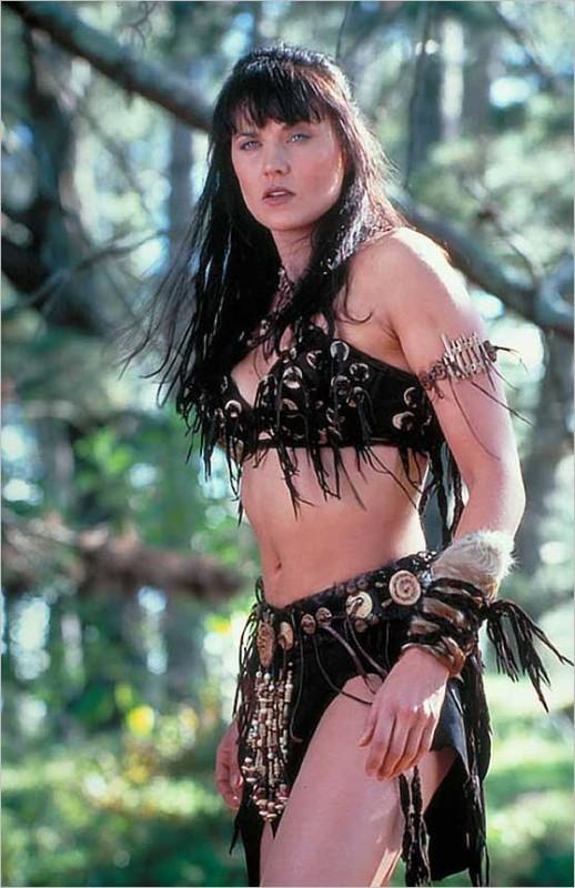 Xena Season 6 Lucy Lawless In Una Foto Promo 172489