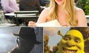 Al cinema, la bella Juliet tra Freddy Krueger e Shrek