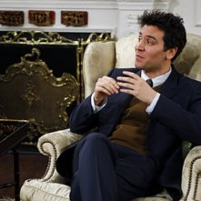 Josh Radnor nell'episodio Robots Vs. Wrestlers di How I Met Your Mother