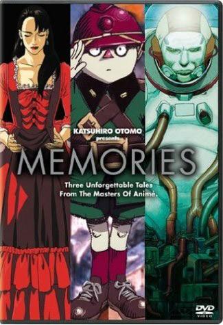 La Locandina Di Memories 172745