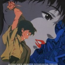 La locandina di Perfect Blue