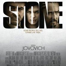 La locandina di Stone