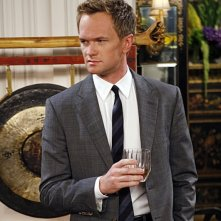 Neil Patrick Harris nell'episodio Robots Vs. Wrestlers di How I Met Your Mother
