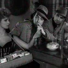 Nello Appodia e Scilla Gabel nel film NOI DURI (1960 Camillo Mastrocinque)