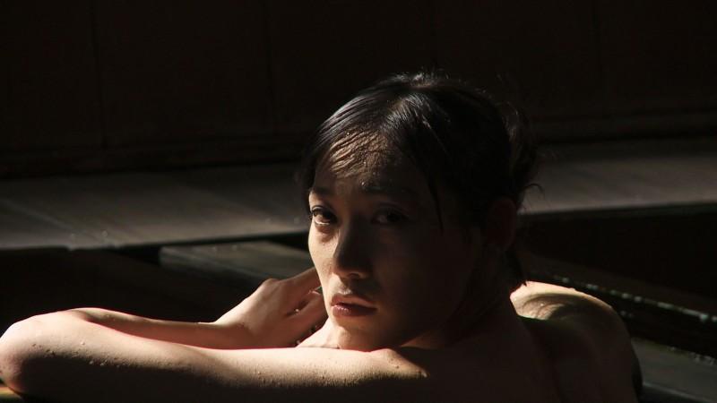 Un Bel Primo Piano Di Chiaki Oshima In Tarda Estate 172793