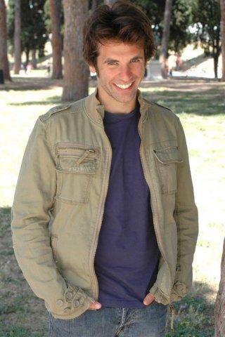 Una foto dell'attore Luigi Pisani