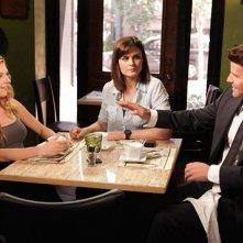 David Boreanaz, Emily Deschanel e Katheryn Winnick nella premiere della stagione 6 di Bones
