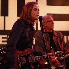 Emily Deschanel nell'episodio The Rocker in the Rinse Cycle di Bones