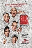 Un poster della stagione 4 di The Big Bang Theory