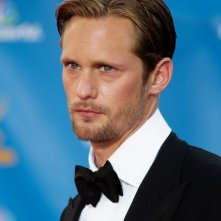Alexander Skarsgard di True Blood all'edizione 2010 degli Emmy Awards