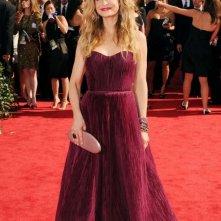 Kyra Sedgwick di The Closer sul red carpet degli Emmy 2010