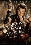 Locandina italiana di Resident Evil: Afterlife