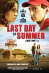 Nuovo poster per Last Day of Summer